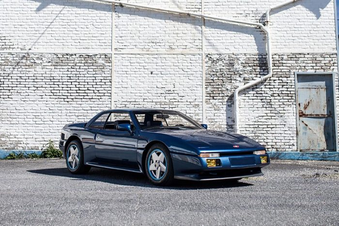 Venturi Cabriolet 260 Transcup 15.000klm Matching numbers