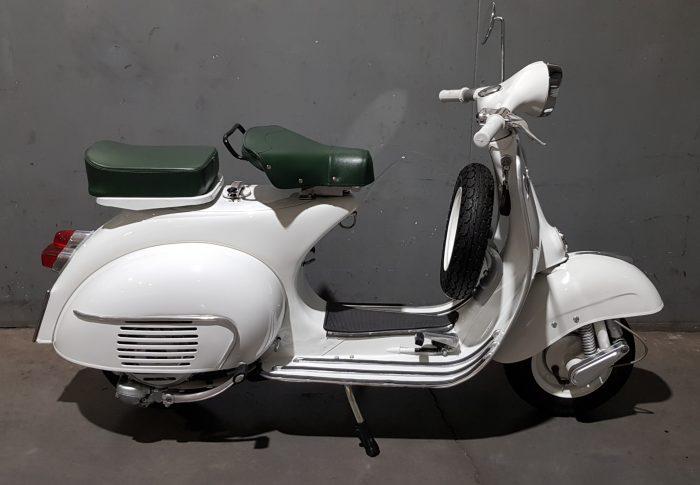 True Vespa 125 1963 type VNB M